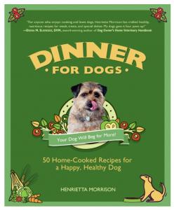dinnerfor dogs