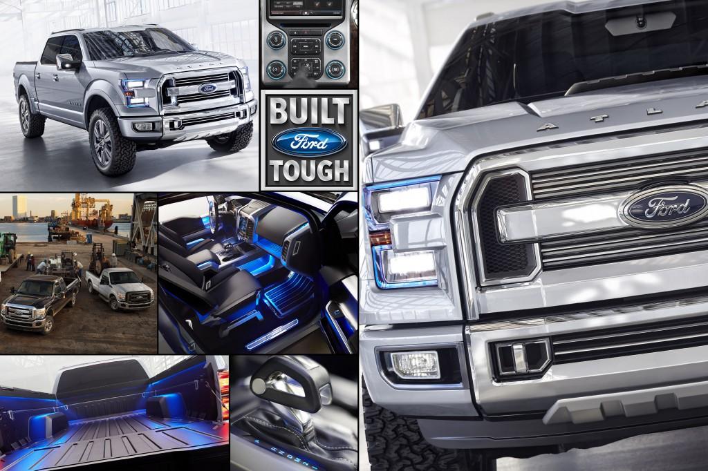 Design with a Purpose Built Tough Ford Atlas