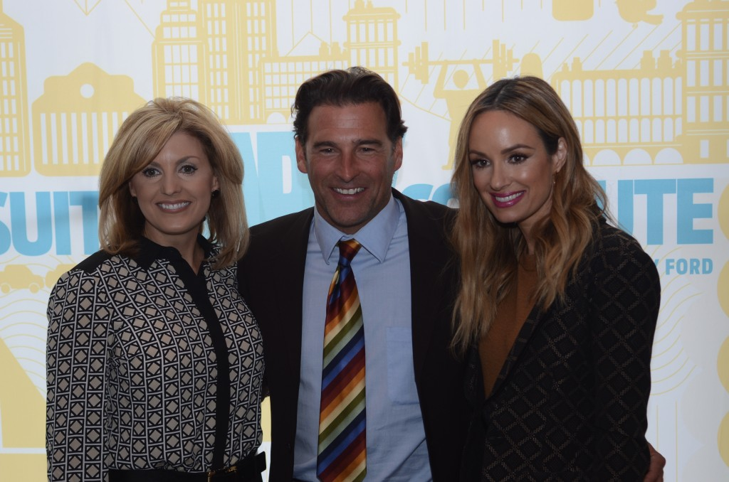 Amy Marentic, Steve Santagati and Catt Sadler 2