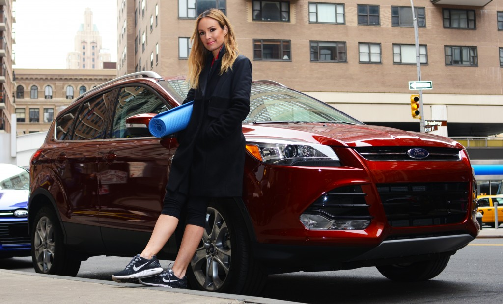 Catt Sadler with Escape