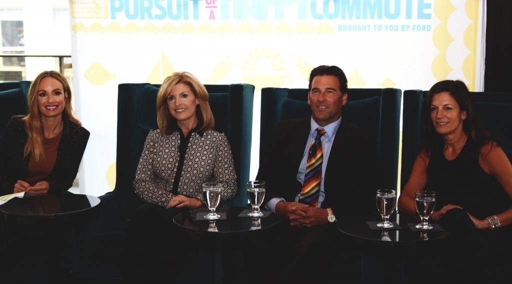 Pursuit of a Happy Commute Panel