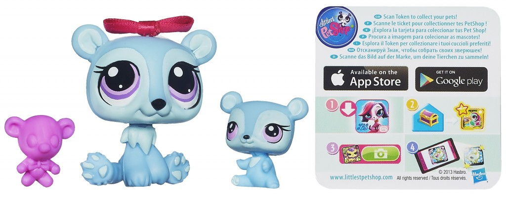 Littlest Pet Shop Favorite Pets Assortment (1)