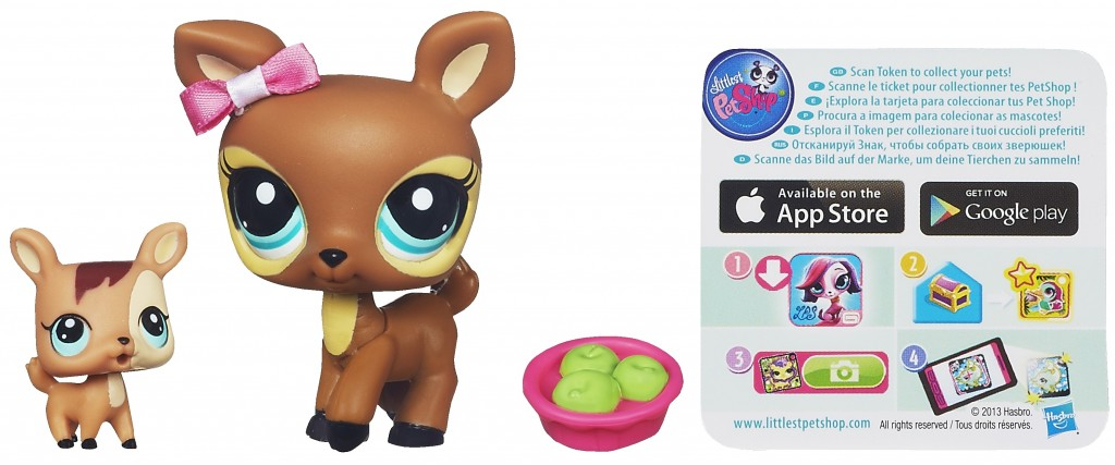 Littlest Pet Shop Favorite Pets Assortment (2)