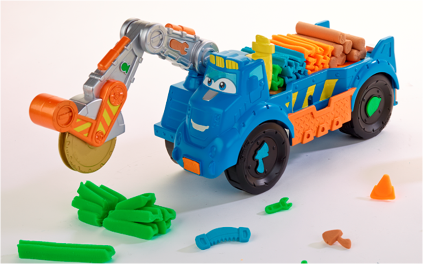 PLAY-DOH DIGGIN' RIGS BUZZ SAW Playset