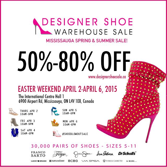Designer Shoe Sale 2015