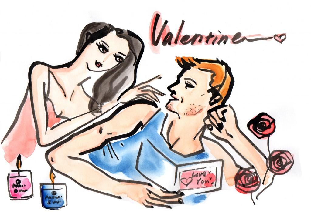 Valentine's Day Prep