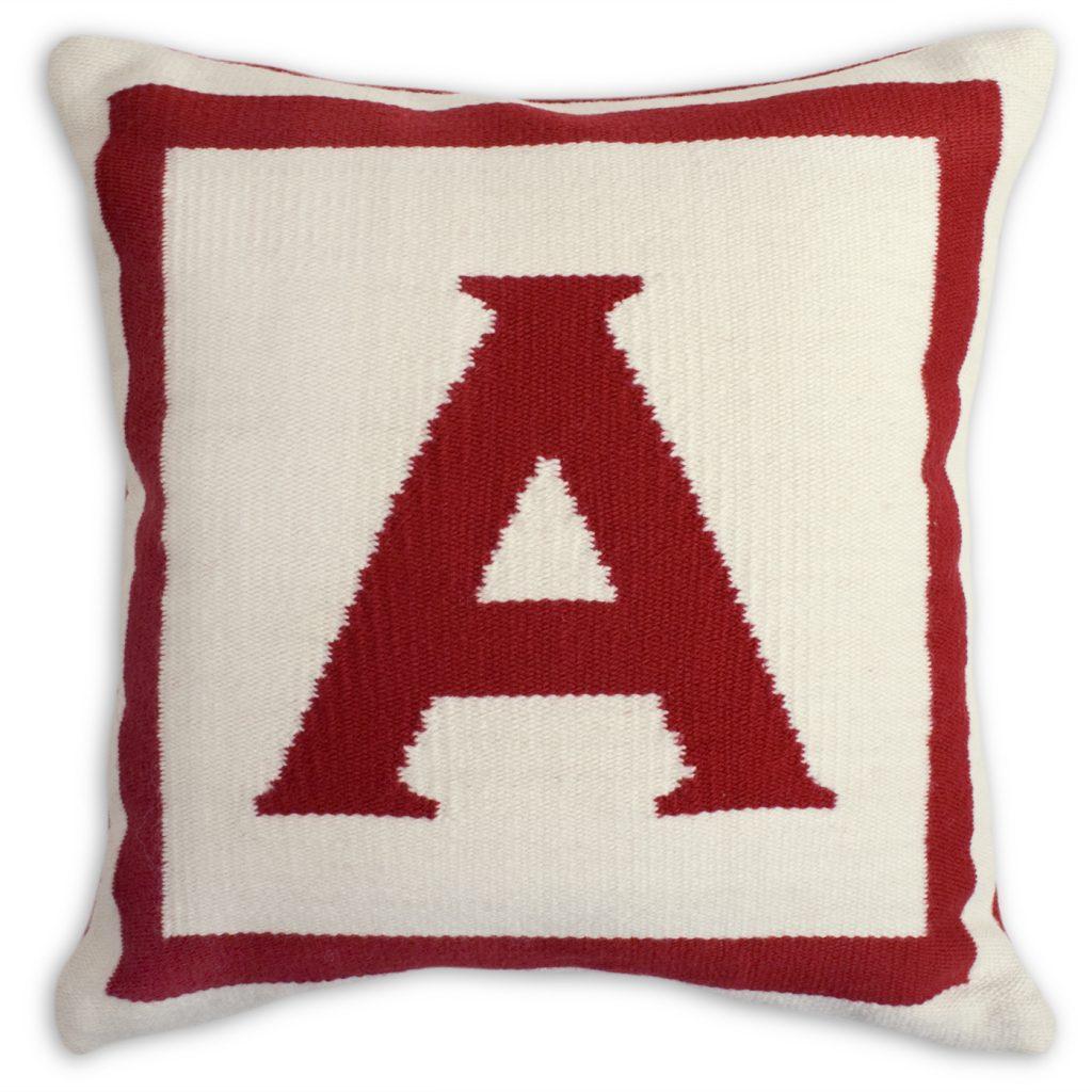 Jonathan Adler Reversible Letter Pillow was $145 now $25