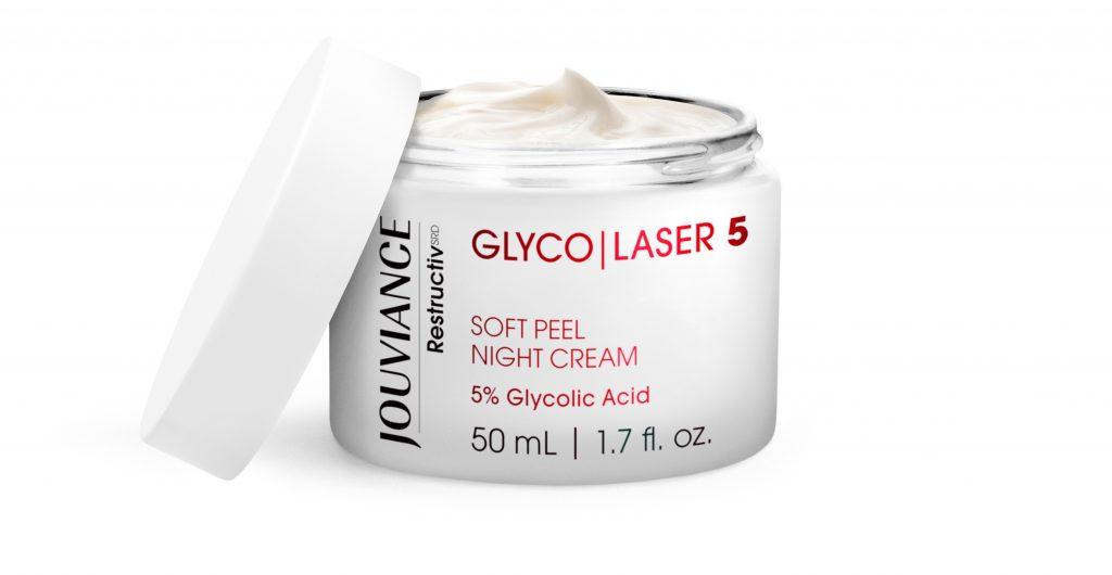 Jouviance Glyco_Laser_5% Cream_OpenLid