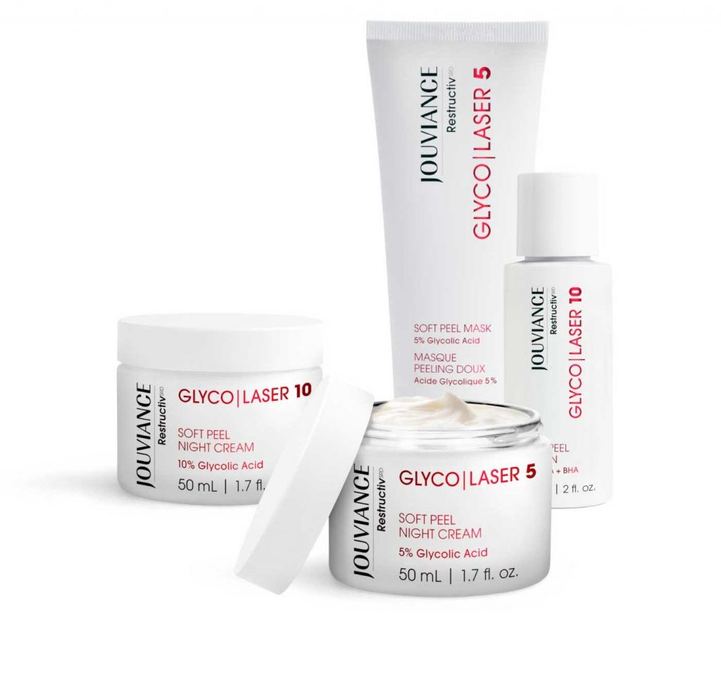 Jouviance Glyco_Laser_All 4 Products