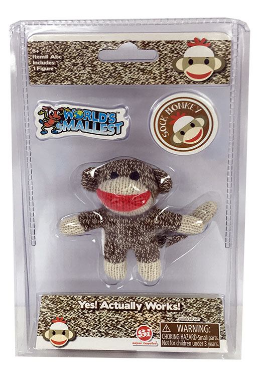 WS FP SOCK MONKEY_LO