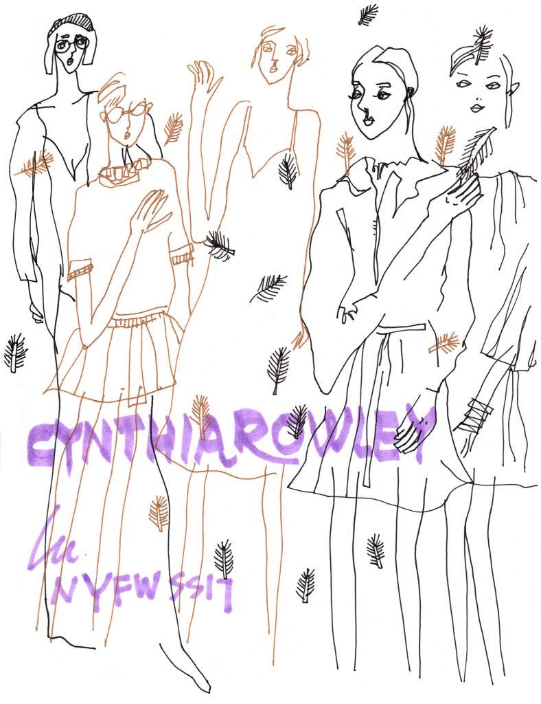 cynthia-rowley-lulu-qu-sketch