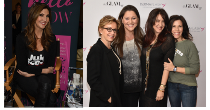 The Glam App And Dermaflash Host The Ultimate Oscar Suite Heydoyou Lifestyle Blog