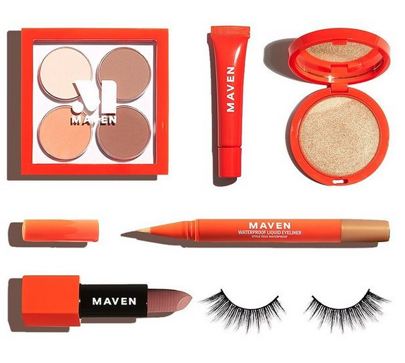 E With The Launch Of Maven Beauty